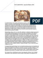 Siqueiros en Argentina