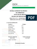 Lab suelos informe 1