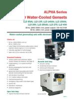 Alpha LLD Technical Data Sheet
