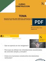 PPT - SEMANA 04- CONSTRUCCION - UG - 2020  1