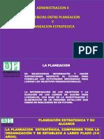 CLASE 3 A - PLANEACION Y ESTRATEGICA