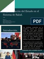 La participación del Estado en el Sistema de Salud..pptx