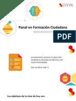 Panal Yobilo Sesion 1 2019 (FC)