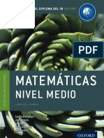 Mathematics SL - Course Companion - SPANISH - Oxford 2015