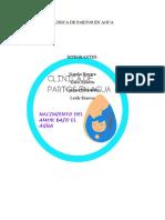 CLINICA DE PARTOS EN AGUA PROYECTO 2.1