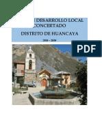 1 1 1 1 PDLC Huancaya