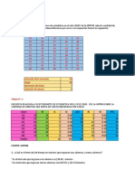 Tabla de Distribucion de Frecuencias Aplicando Excel