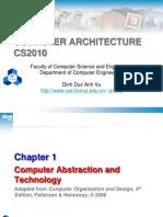 CA 1 Introduction