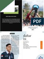 Buku Persembahan Akhir Kepengurusan Organisasi
