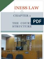 Chap 1- Court Structure