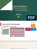 CP Salud CTD coronavirus COVID-19