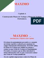 Chapter 4 Construyendo Planes de Tareas y Planes de Trabajo