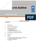 Justice PN English