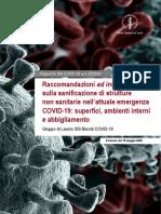 Raccomandazioni ad interim  sulla sanificazione di strutture non sanitarie nell'attuale emergenza COVID-19.pdf