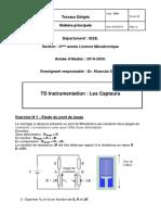 TD 4 capteur 2ème LM (1)