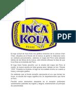 Inka kola marca descrip444
