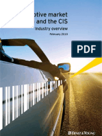 Russia Automotive Market and the CIS 2010