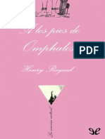 A Los Pies de Omphalos - Henry Raynal