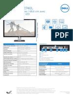 Dell_S Series_S2740L_SpecSheet_FR