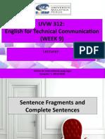 WEEK 9 - SENTENCE FRAGMENT_portal