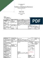 Academic Budget Plantilla-Filipino II, Wika at Panitikan Ikalawang Edisyon...