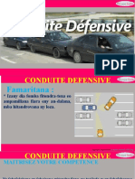 Conduite défensive