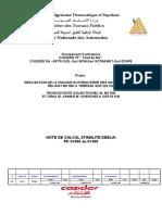 Page de garde STABILITE  00+000  au 00+300