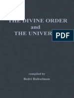 The Divine Order and The Univer - Bedri Ruhselman.pdf