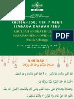 PPT KHUTBAH IDUL FITRI Dirumah.pdf