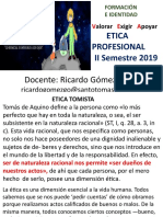 APUNTES DE ETICA CLASES 1