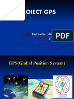 PROIECT GPS-Tudorache Eduard