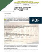 DESAFIO PONTES - EDITAL REVISADO