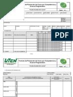 F-19-10 Planeacion de Curso Por Competencias y Avance Programatico