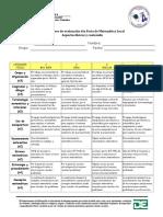 Descriptores de evaluación 6ta Feria de Matemática Local Fisicos y contenido.docx