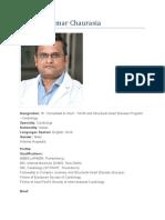 Dr.Amit kumar chaurasia- artemis- Cardiology.docx