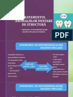 LP 8 - Tratament MIH si fluoroza