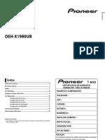 Pioneer Manual