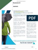 Examen_ Evaluacion final - Escenario 8.pdf