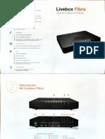 Jazztel Livebox Fibra - Guia de instalacion rapida