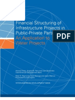 Financial Structuring of Infra Projects