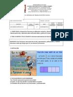 1° trabajo matematicas segundo periodo grado 4°