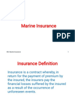 Marine Insurance Final ITL & PSM