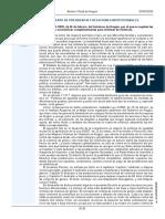 Decreto 19-2020 prestaciones económicas complementarias víctimas violencia