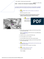 TOPIx - WSM-7811 - Workshop manual Freelander 2 2007-10 - 4 - Golire si umplere HALDEX