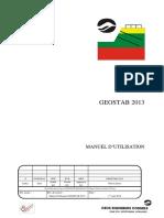 GEOSTAB-2013-1