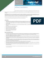 Especificación Técnica y Alcance del Servicio Veeam Backup y Veeam Replication