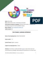 dynamic learning experience zeeb
