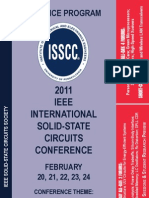 Isscc2011.Advanceprogrambooklet Abstracts