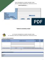 Formato SA 2020 NIXA 2020 Dirección