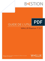 Bastion User Guide Fr